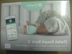 OWLET Smart Sock 2 Baby Monitor BRAND NEW , FACTORY SEALED