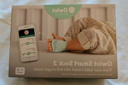 Owlet Smart Sock 2 Baby Monitor - Never used