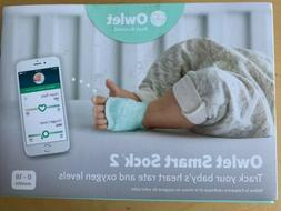 OWLET SMART SOCK 2 Baby Oxygen Level & Heart Rate Monitor *3