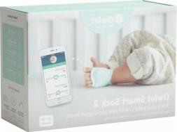 Owlet - Smart Sock 2 Baby Oxygen Level and Heart Rate Monito