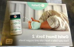 Owlet Smart Sock 2- Track your baby's heart rate and oxygen
