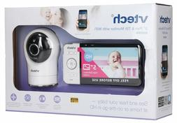 """Vtech Smart Wi-Fi Video Baby Monitor with 5"""" High Definition"""