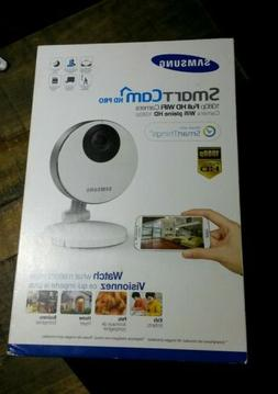 Samsung SmartCam HD Pro 1080p Full-HD Indoor Wi-Fi Security