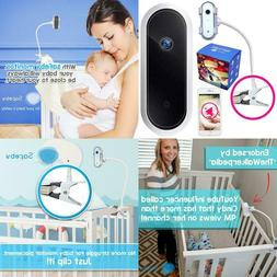 Smartphone Baby Monitor with App and Camera - Iphone, Phone,