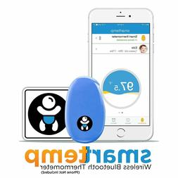 Smarttemp - Wireless Bluetooth Thermometer - Uses Safe, Low
