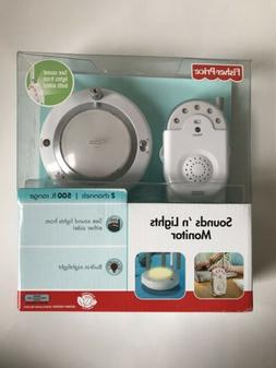 Sounds `n Lights Monitor By Fisher Price