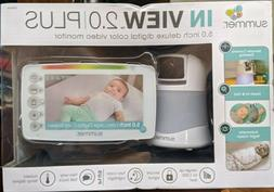 """Summer In View 2.0 Plus 5"""" Deluxe Digital Color Baby Video M"""