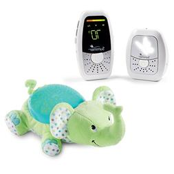 Summer Infant Baby Wave Deluxe Digital Audio Monitor with Sl