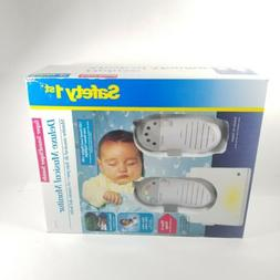 Safety First Super Sound Deluxe Musical Baby Monitor-4 Songs