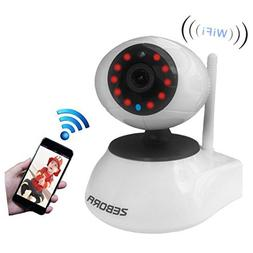 Zebora Super HD 960P Internet WiFi Wireless Network IP Secur