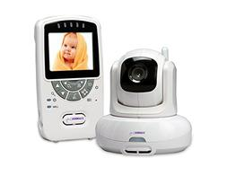 Lorex Sweet Peep Baby Video Monitor and Room Temperature Ale