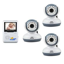 "Adventurers 2.4"" TFT Digital Wireless Baby Video Monitor One"