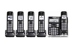 TGF575S DECT 6.0 Expandable Cordless Phone System with Digit