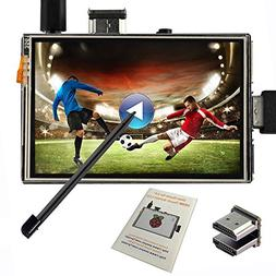"""OSOYOO LCD Touch Screen HDMI 3.5"""" Monitor Display TFT for Ra"""