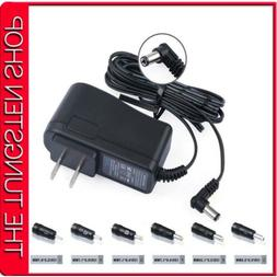KFD 6V Universal Adapter for Vtech Baby Monitor,Fisher Price