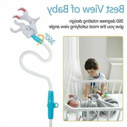 Universal Baby Camera Mount Flexible Cam Stand Infant Video