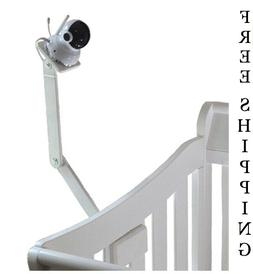 Universal Baby Monitor Camera Mount for All Types of Cribs 1