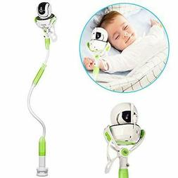 Samxic Universal Baby Monitor Mount, Infant Camera Stand for