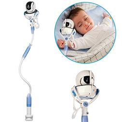 Universal Baby Monitor Mount By Kruger: 2-In-1 Flexible Nurs