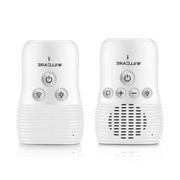 Willcare Upgraded DBM-8 Baby Monitor with Two-Way Audio, Smo