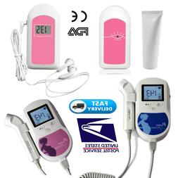 US Pregnancy ultrasound Fetal Doppler,Baby Sound Heart Rate