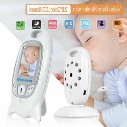 VB601 Wireless Video Baby Monitor 2.4GHz Digital Color LCD A