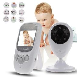 Video Baby Monitor 2.4GHz Infant Surveillance Wireless /w Ni
