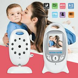 Video Baby Monitor Camera 2 Way Talk Digital Wireless Night