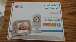 WILLCARE Video Baby Monitor, model SM35