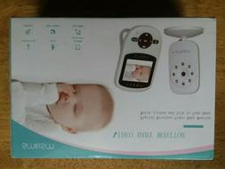 Video Baby Monitor with Camera with Night Vision, Two-Way Ta