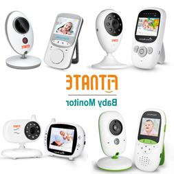 Video Baby Monitor with Digital Camera Room Temperature Infr