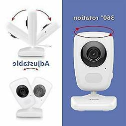 """Video Baby Monitor with Two Cameras and 5"""" Screen by Axvue,"""