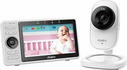 "VTech - Video Baby Monitor with Wi-Fi camera and 5"" Screen -"