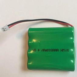 Summer Infant Battery for 02320 Part numbers: H-AAA600, BATT