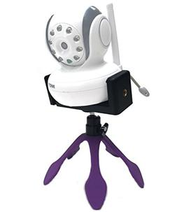 VimiPOD Baby Monitor Tripod Stand - The Only Flexible & Port