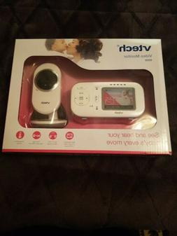 "Vtech VM320 Video Baby Monitor 2.4"" LCD Two-Way 1000 Ft. w/"