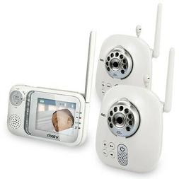 VTech VM321-2 Safe & Sound Video Baby Monitor with Night Vis