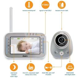 VTech VM342 DIGITAL BABY Infant VIDEO MONITOR Full Color Wid