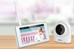 VTech VM981 Wireless WiFi Video Baby Camera w Touch Screen M
