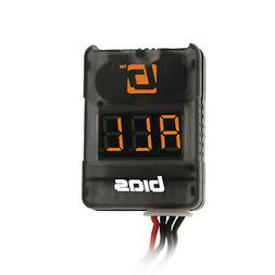 Bias Low Voltage Monitor for 2S to 8S LiPo Batteries