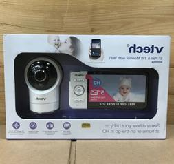 "VTech Smart Wi-Fi Video Baby Monitor w/5"" High Definition Di"