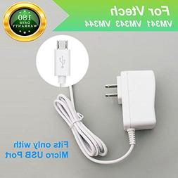 For Vtech VM341 VM343 VM344 Baby Monitor Charger Power Cord
