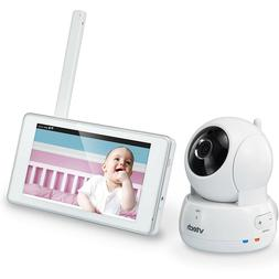VTech VM991 Wireless WiFi Video Baby Monitor with Remote Acc