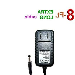 KHOI1971 6-VOLT 8-FT WALL charger AC adapter for 3.5 4.3 in