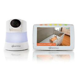 """Summer Infant Wide Angle View 2.0 5"""" Colour Video Monitor"""