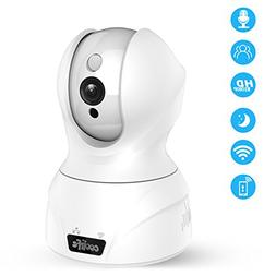 Wifi IP Camera, Coolife 2 Megapixel 1920x1080P Wireless Surv