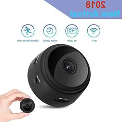 Naham WiFi HD 1080P Mini Hidden Spy Camera Wireless Indoor S