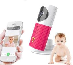 Wireless Baby Monitor Camera Ip Two Way Voice Night Vision S