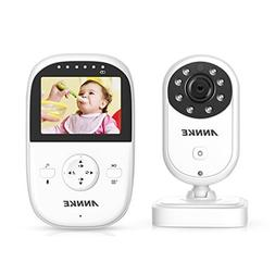 Premium Wireless Baby Monitor By ANNKE - Built-In Camera & C