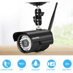 720P WLAN Wireleess Home Security CCTV WiFi IP Camera Waterp